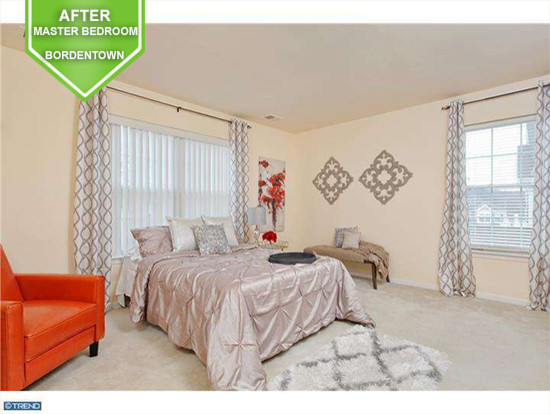 Bordentown After Master Bedroom