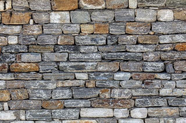 Stone Wall Paper bhutan stone wall detail wallpaper wall mural - self-adhesive
