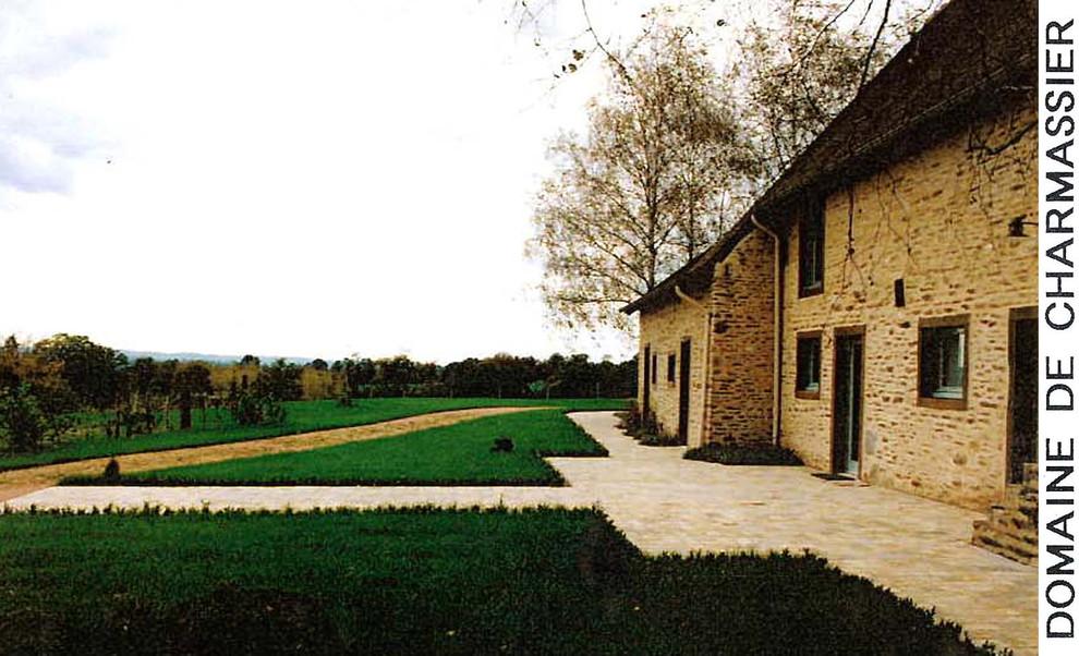Domaine de Charmassier (Auvergne)