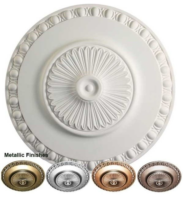 md7190 ceiling medallion piece - Ceiling Medallion
