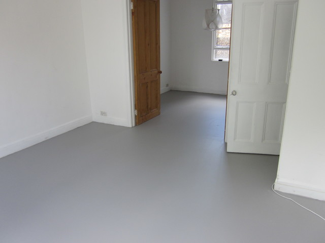 SEAMLESS RESIN FLOORS POURED RUBBER COMFORT FLOORING FOR LONDON ARCHITECTS  HOME Contemporary