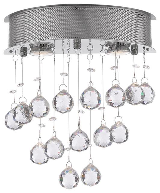 Wall sconce chandelier rain drop crystal ball fixture lamp view wall sconce chandelier rain drop crystal ball fixture lamp contemporary wall sconces aloadofball Images