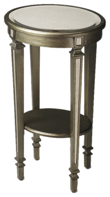 Masterpiece Accent Table Traditional Side Tables And  : traditional side tables and end tables from www.houzz.com size 360 x 640 jpeg 42kB