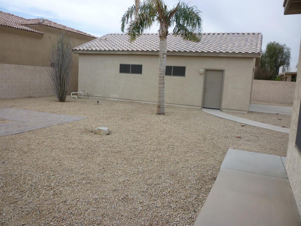 Before - Backyard
