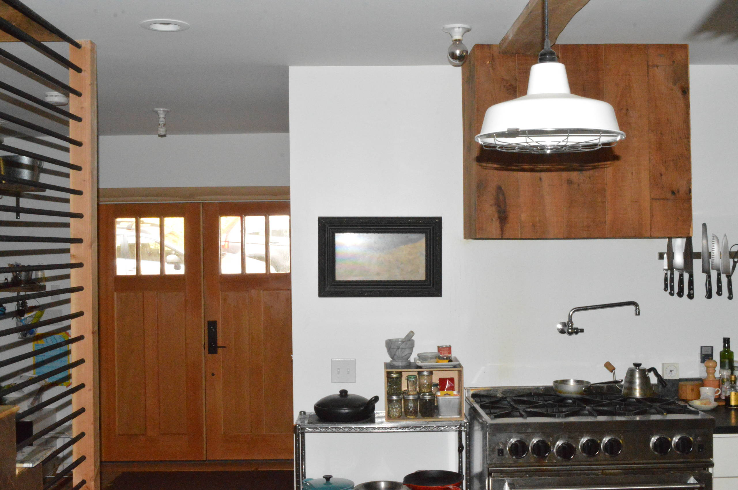 Barn-to-House Remodel