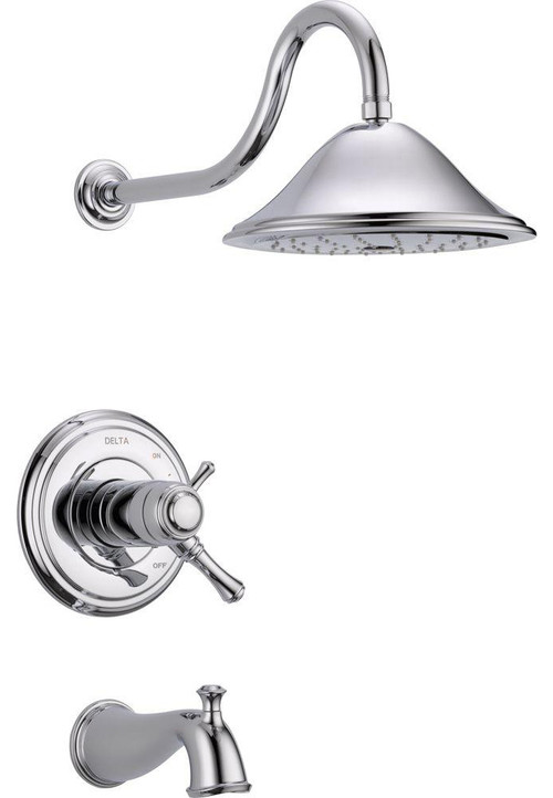 Confusion regarding Delta Shower Faucet Valve and Trim Kits?