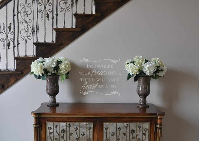 Before afters minneapolis di words on a wall for Armadietti moderni di mudroom