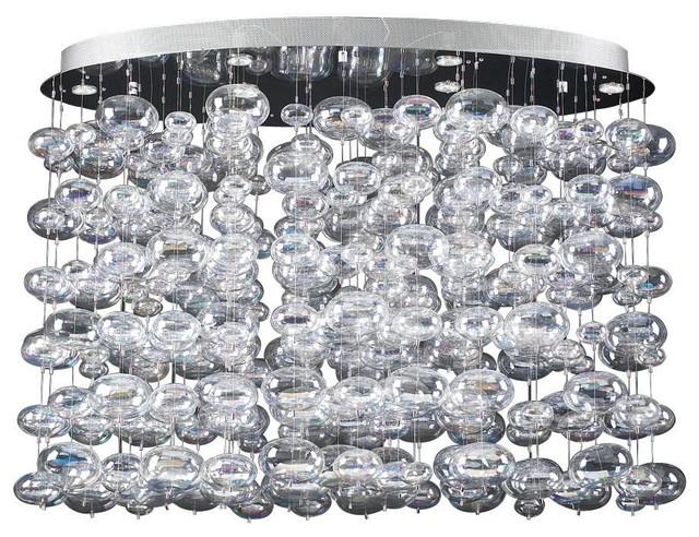 Bubbles 12-Light Pendant Chandelier