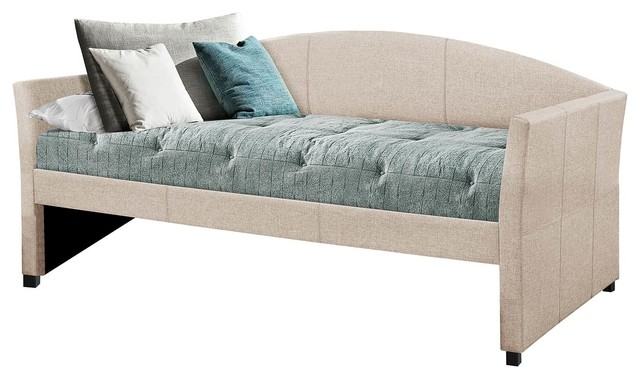 Westchester Daybed, Fog Fabric.