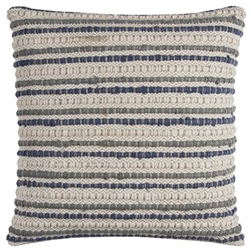 Stripe Textured Decorative
