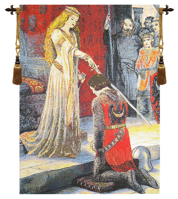 The Accolade European Wall Tapestry - Traditional ...