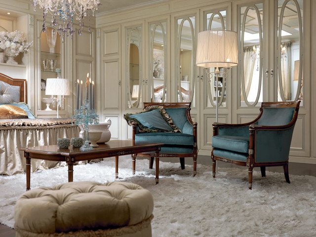 Luxury Italian Bedroom Sets and Closets by Martini Mobili New
