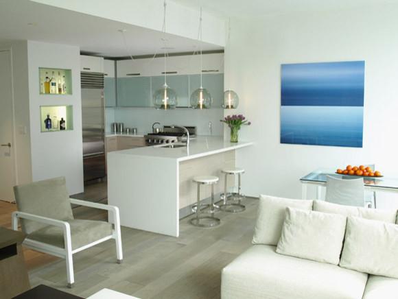 Minimalist Home Design Photo In New York