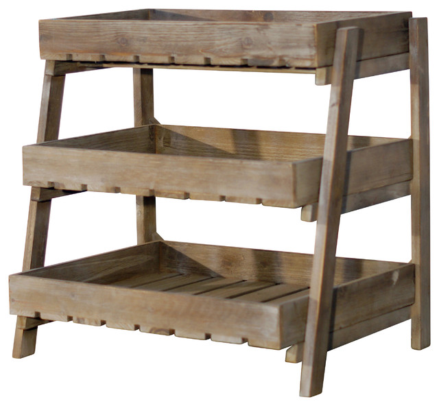 3 Crate Display Stand Rustic Dog Kennels And Crates