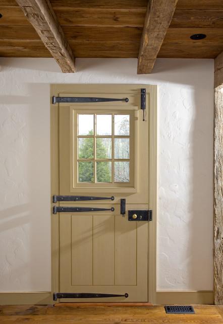 Dutch door traditional front doors philadelphia by for Front door company