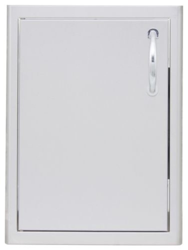Blaze 18-Inch Left Handed Single Access Door-Vertical.