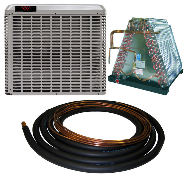 Winchester 2.5 Ton 14 Seer Mobile Home Split System Ac W/ 30ft Line Set.