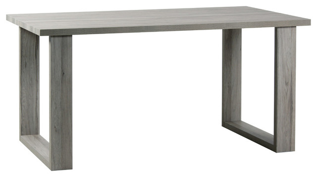 Skandi Nordic Fixed Dining Table, Extra Large