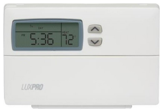 LuxPro PSP511C 5/2 Day Thermostat