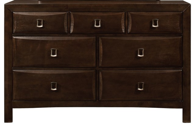 Global Furniture Lucas Dresser Brown.