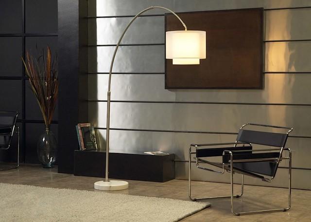 Brella Arc Floor Lamp