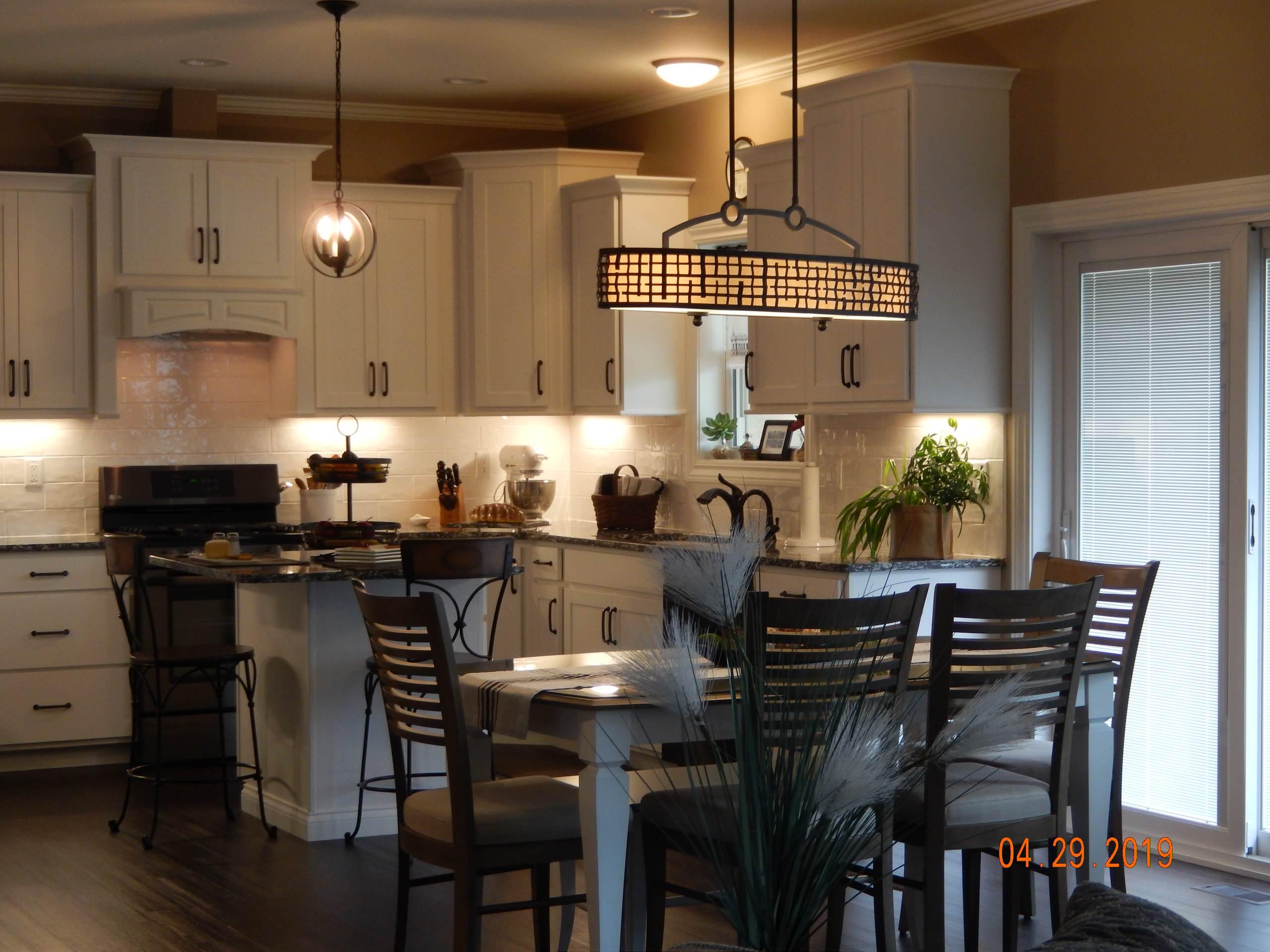 Contemporary Craftsman kitchen