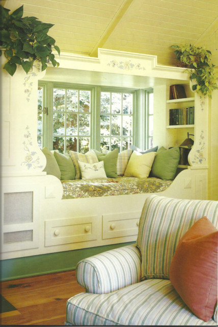 Window Seat With Bookshelves Idi Design
