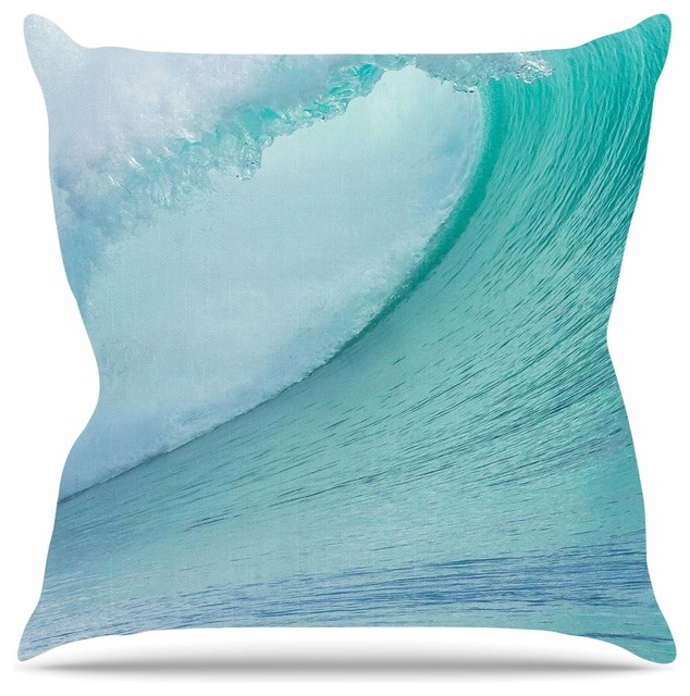 Beach Style Outdoor Cushions : Susan Sanders