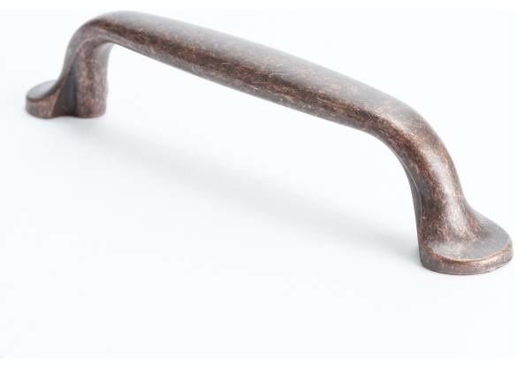 Berenson Euro Rustica Pull 96mm c/c Rustic Copper
