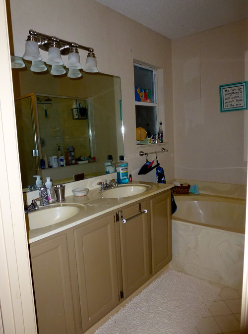 "Bathroom Design 7' X 8' i want to remodel my bathroom. it's 7'8"" x 8'5"". ideas?"