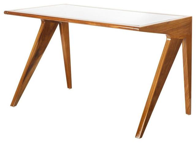 Worlds Away Sterling Desk.