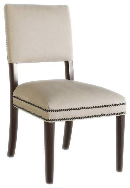 Incroyable Vanguard Furniture Newton Side Chair W709S