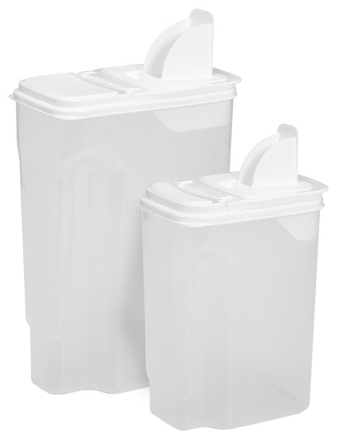 Bag-In All Purpose Dispenser, 2-Piece Set.