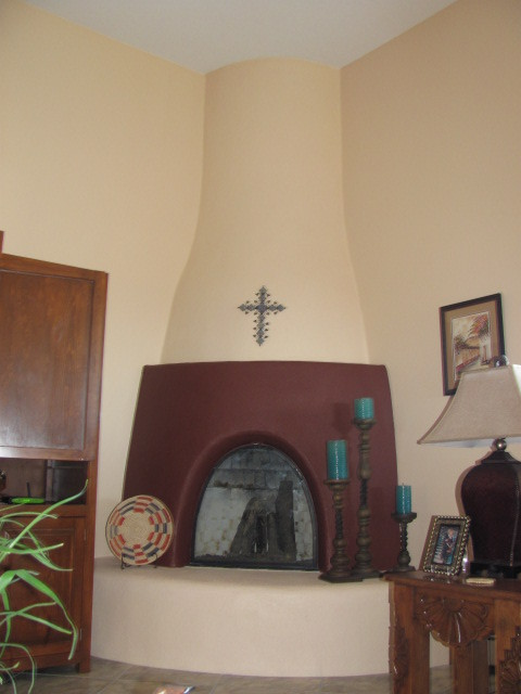 Need Paint Help For My Kiva Fireplace