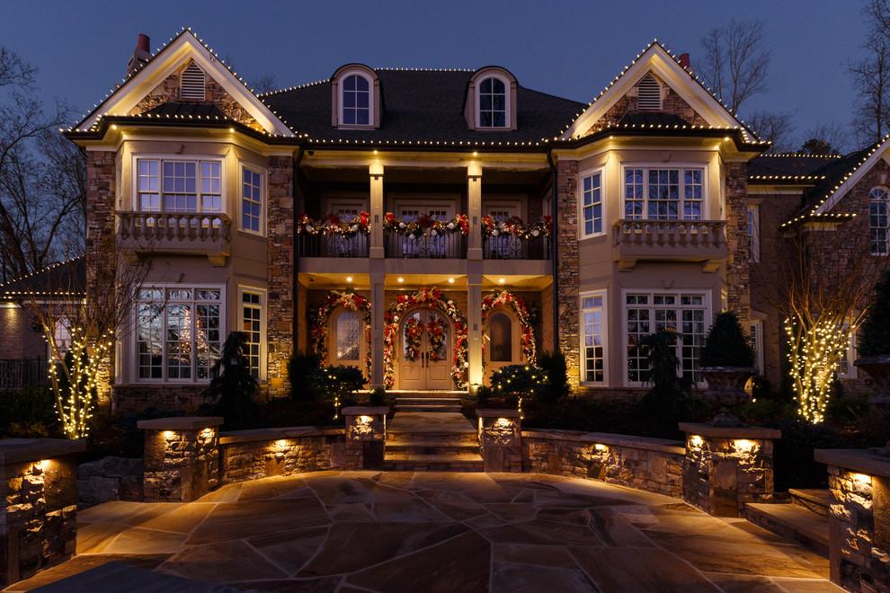 Alpharetta, GA Christmas Lighting