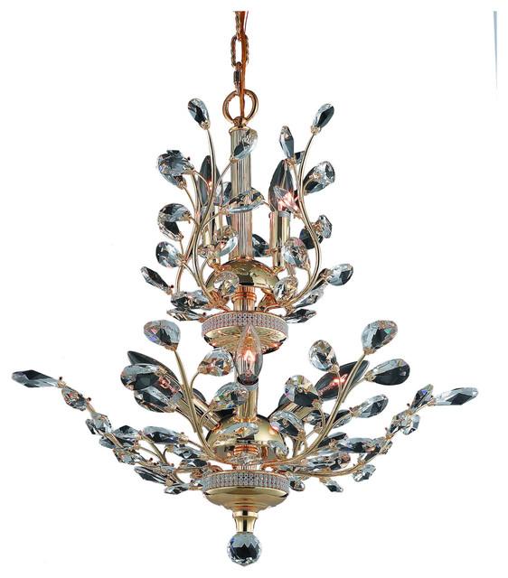 houzz elegant lighting dining room chandelier gold chandeliers