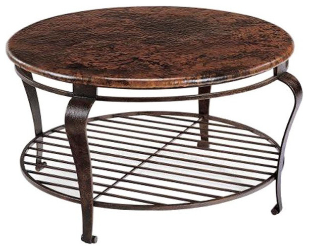 Bernhardt Clark 36 Round Coffee Table Coffee Tables By Gore Dean Home And Design