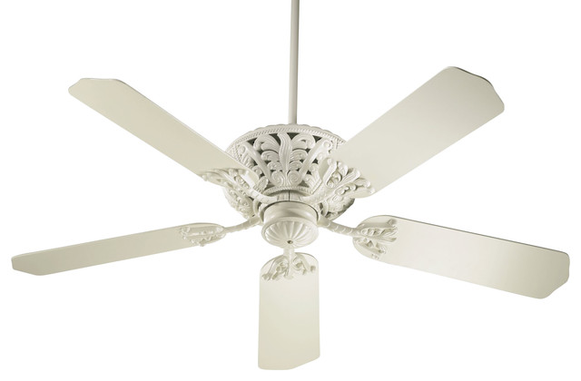 Windsor 52 Quot Traditional Ceiling Fan Traditional