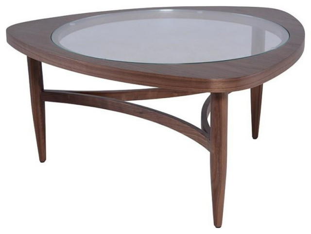 Denis Coffee Table Midcentury Coffee Tables By Contemporary Living Furniture