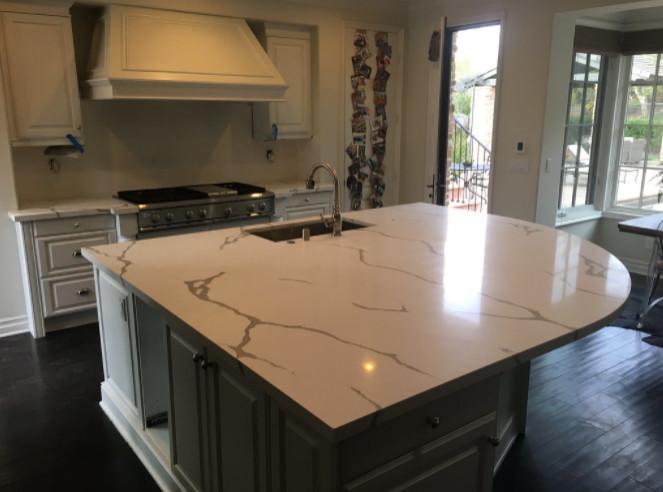 Rancho Santa Margarita Marble Counter