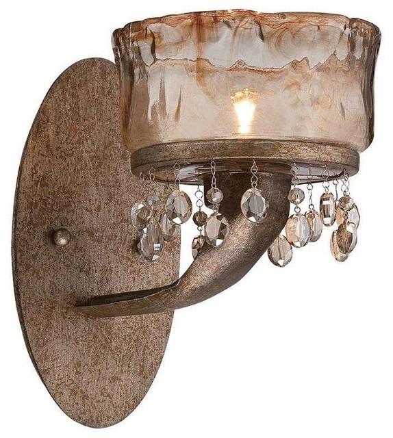 Minka Lavery La Bohem Bathroom Light In Monarch Bronze - Minka bathroom light fixtures
