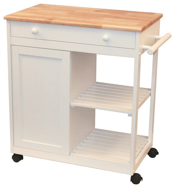 Preston Hollow Kitchen Cart.