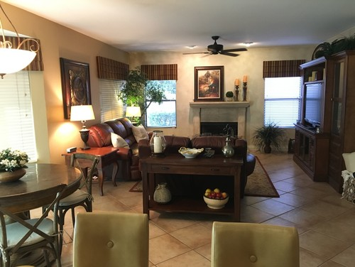 Please Help redecorate my family room