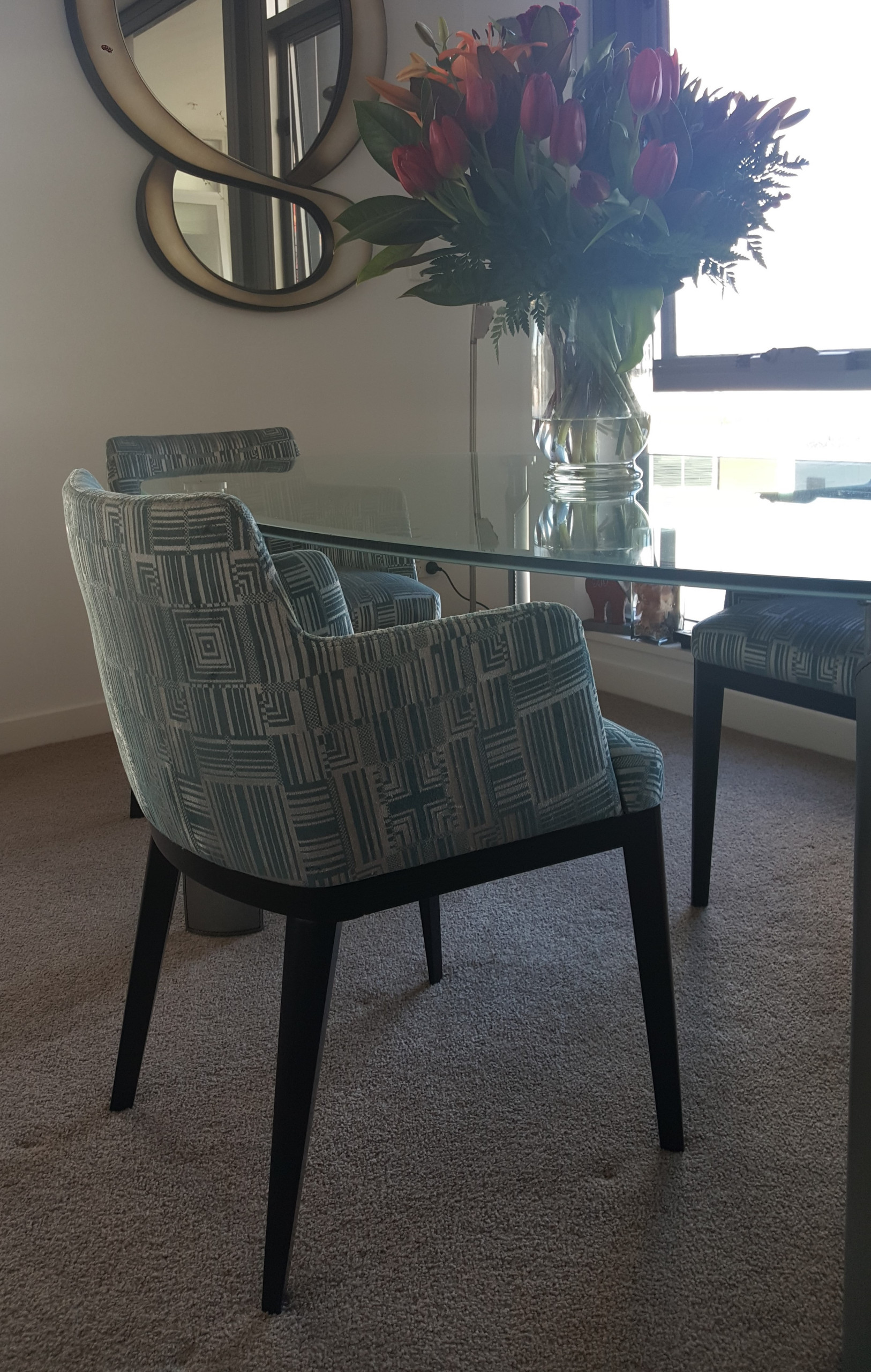 Furniture design and selection