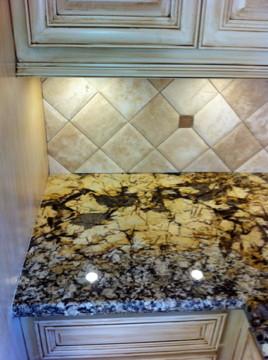 Marigold - Insurance Restoration - Kitchen Remodel