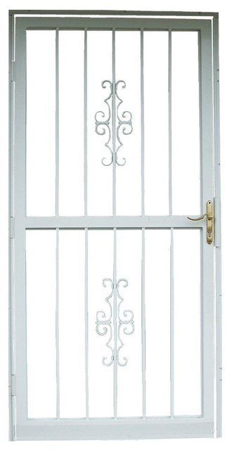 Guardian Security Storm Door Front Doors By Grisham