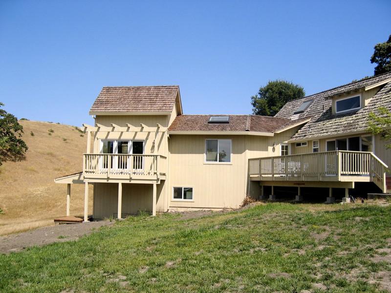San Benito County Farmhouse