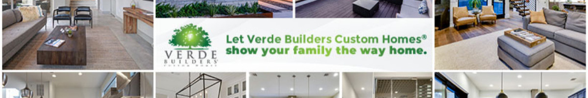Verde Builders Custom HomesR