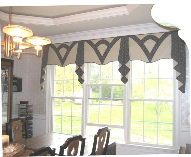 Cornice Boards Modern Window Treatments Philadelphia