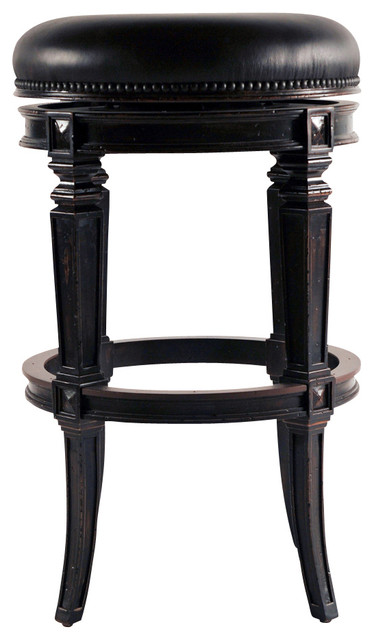 Rochelle Swivel Counter Stool Armless Backless